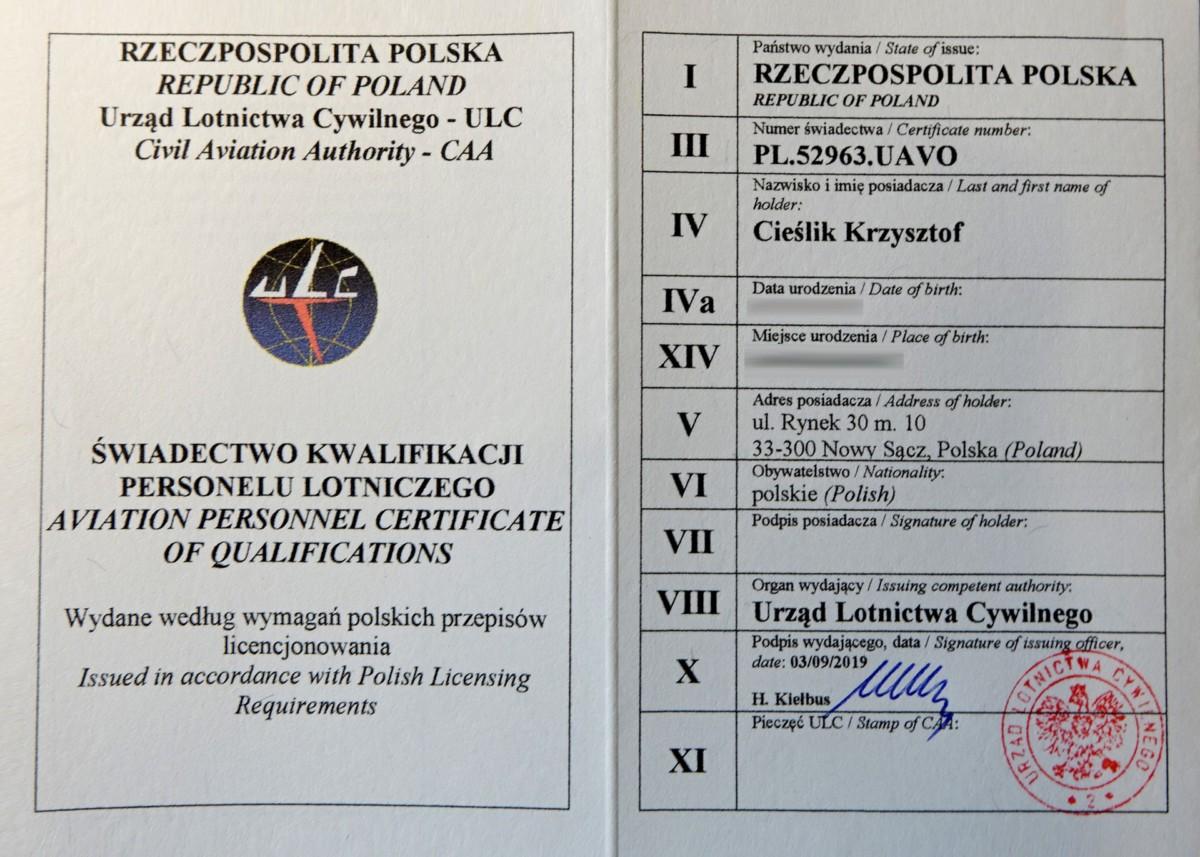 Nieruchomości Lenartowicz Usługi dronem
